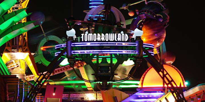 Tomorrowland secondo Walt Disney