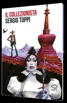 La sesta uscita della collana Sergio Toppi