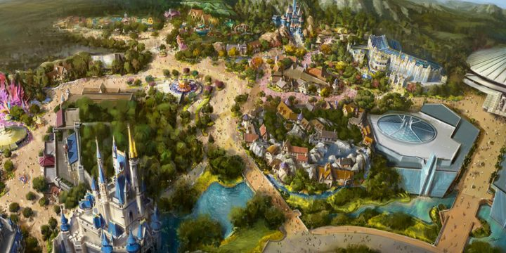 Disneyland aprirà in Sicilia? o forse no?