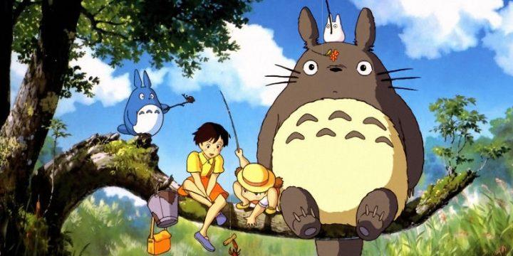Totoro al cinema il 12 e 13 Dicembre