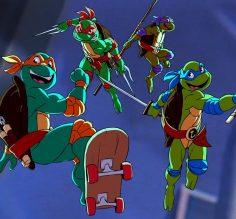 Brawlhalla – Teenage Mutant Ninja Turtles Crossover