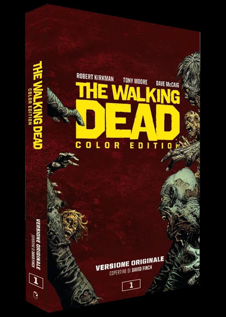 The Walking Dead Color Edition Original