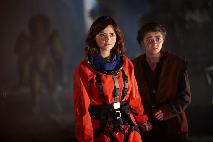 Guest star in Doctor Who