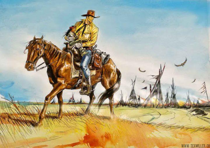 Tex, un eroe che non invecchia