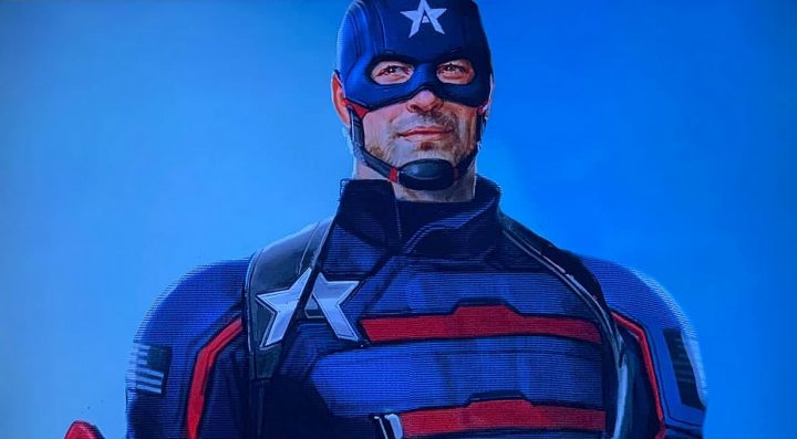 U.S. Agent e tutti i Captain America dei fumetti!