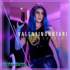 Cyberpunk Larp con Valentino Notari
