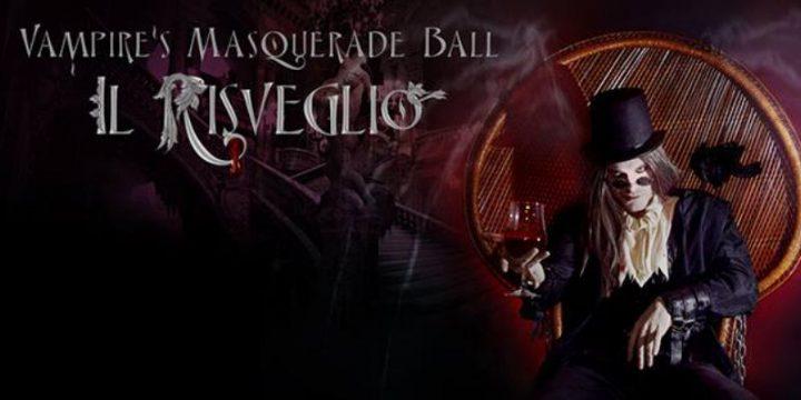 Vampire's Masquerade Ball – Il risveglio