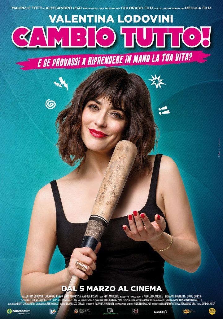 CAMBIO TUTTO | Trailer e Poster UFFICIALI | Dal 05 Marzo Al Cinema.