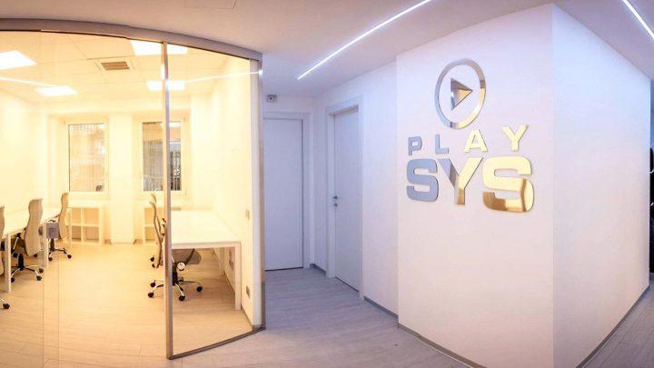 PlaySys Hub per sviluppatori in erba…