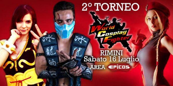 World Cosplay Fighter II @ Rimini Comix