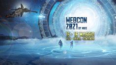 WebCon 2021: Sci-Fi Convention Online
