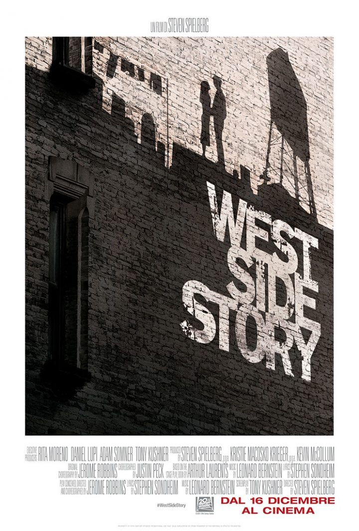 West Side Story: il nuovo trailer e poster