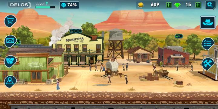 Westworld per iOS e Android