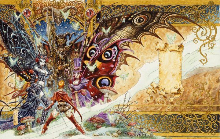 Wika, un racconto fantasy di Thomas Day