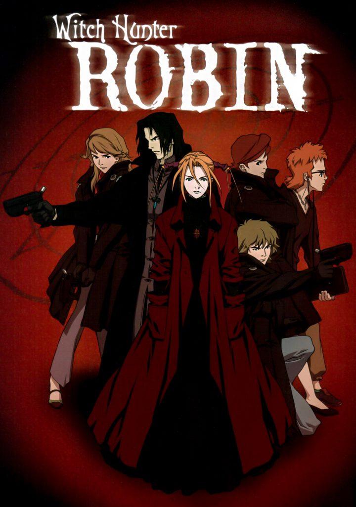 Witch Hunter Robin