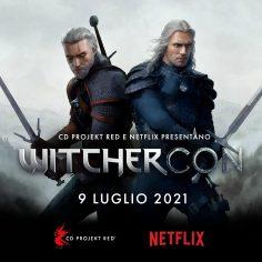CD Projekt RED e Netflix: WitcherCon