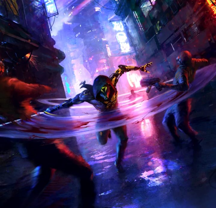 505 Games annuncia Ghostrunner 2
