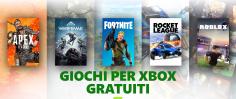 Xbox free-to-play … senza Xbox Live Gold