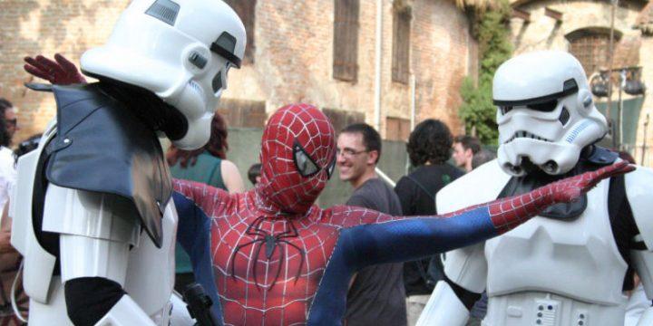 FeComics: Battlestar & Star Wars