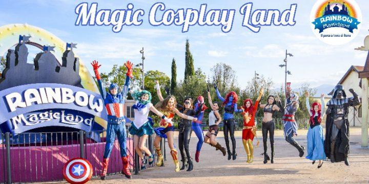 Epicos: Magic Cosplay Land