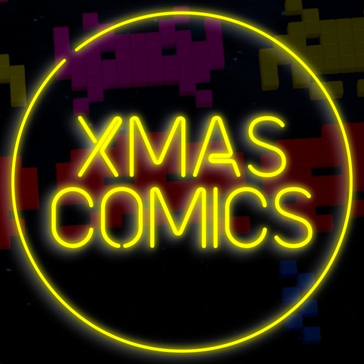 Xmas Comics 2021 torna al Lingotto Fiere di Torino