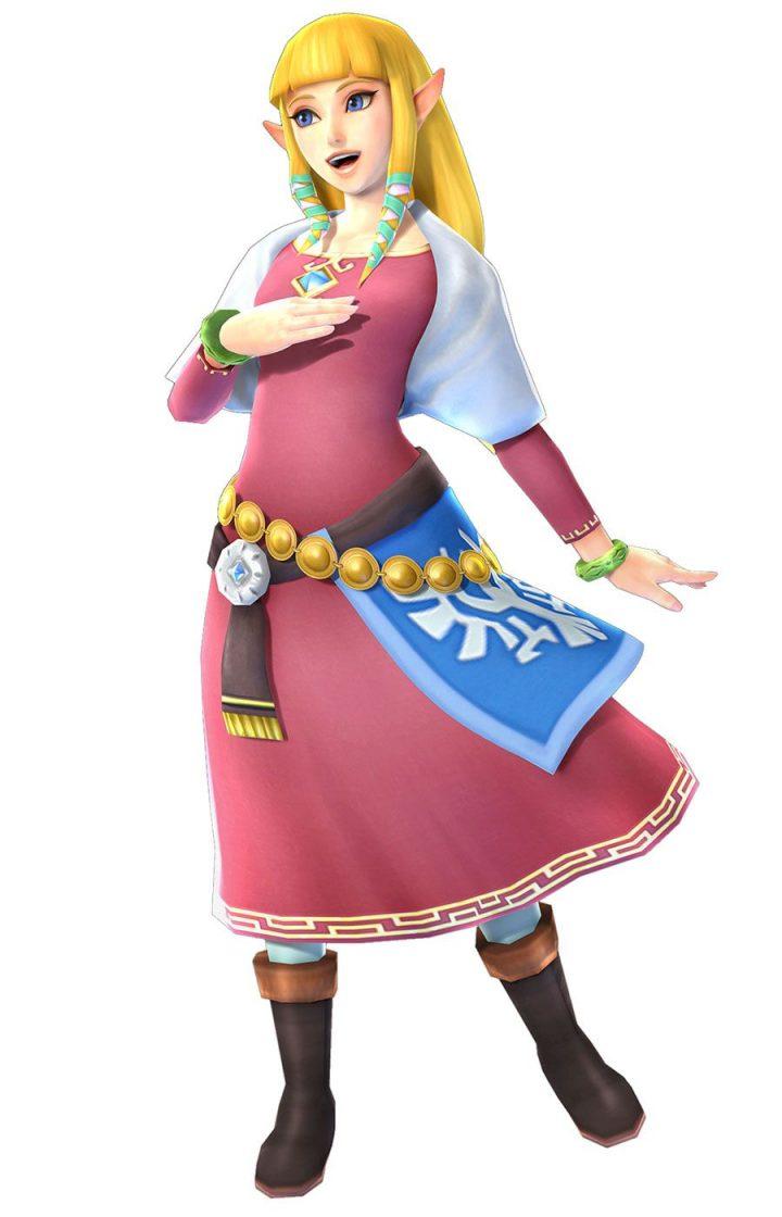 Zelda, la principessa eroina per antonomasia