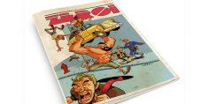 Zeroi, comic book by Radium