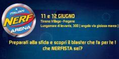 Nerf Arena Tour